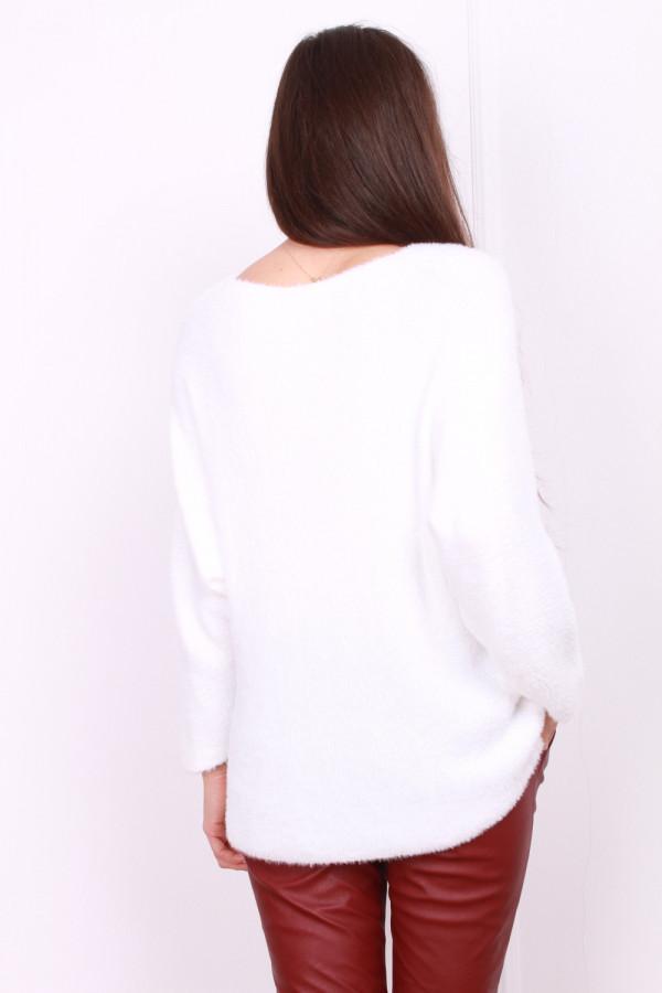 Pluszowy sweter 2