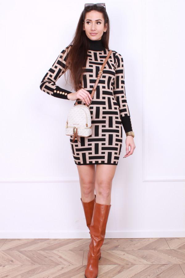 Sukienka Geometric