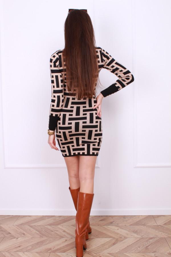 Sukienka Geometric 2