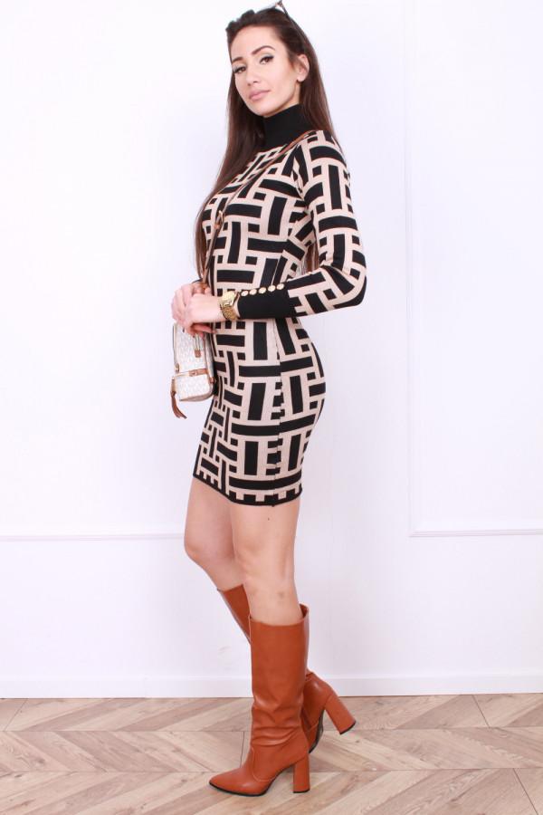 Sukienka Geometric 1
