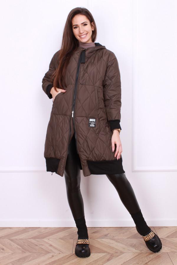 Pikowana kurtka 3