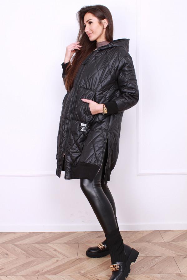 Pikowana kurtka 1