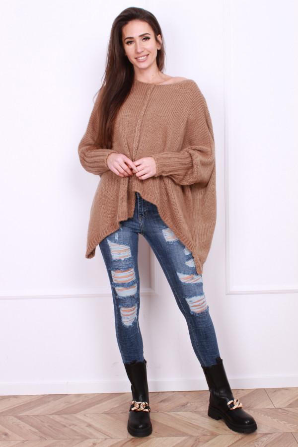 Sweter overzize